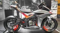 Seksinya Motor Konsep Yamaha F155 yang Dibuat Khusus Pasar Asia