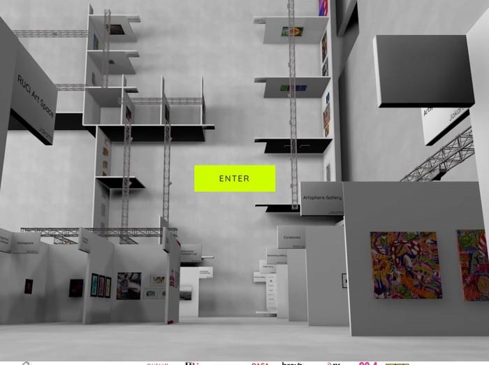 OPPO Art Jakarta Virtual 2020 Edisi kedua digelar 16 Desember 2020 hingga 15 Februari 2021.