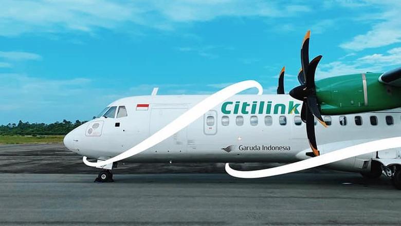 Pesawat ATR Citilink