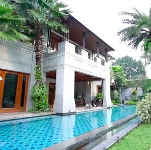9 Potret Rumah Pengusaha Tajir Indonesia, Desain Mirip Kolonial Spanyol