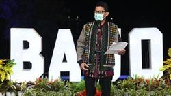 Sandiaga Minta Anggaran Rp 300 Miliar untuk Vaksinasi Pekerja Wisata