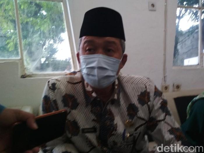 Sekda Kota Cirebon Agus Mulyadi