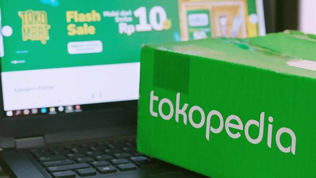 Tokopedia Diserbu UMKM Buat Jualan, Jumlahnya 10 Juta Lebih di 2020