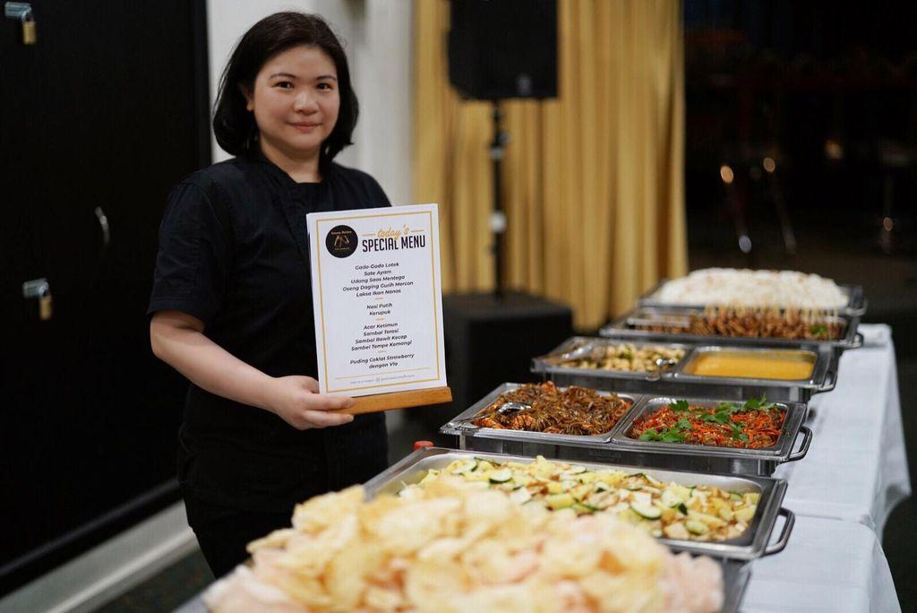 Wanita Asal Tegal Ini Jualan Nasi Bungkus Warteg di Melbourne