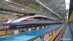 China Bikin Kereta Cepat Tahan Beku, Ini Penampakannya