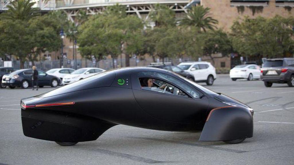 Jos! Mobil Listrik Ini Bisa Berlari Hingga 1.600 Km