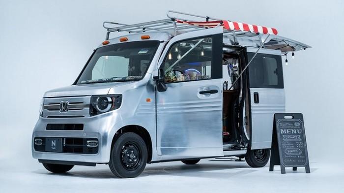 Modifikasi Honda di Tokyo Auto Salon 2021