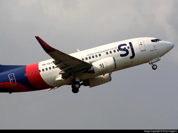 Pesawat Sriwijaya Air PK-CLC yang hilang kontak di Kepulauan Seribu (dok jetphotos.com via flightradar24))