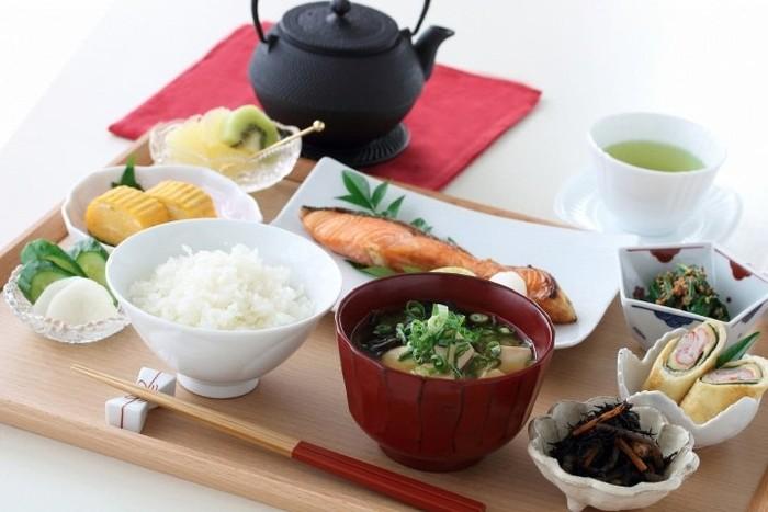 Rahasia Umur Panjang, Orang Jepang Sarapan Menu Sehat Ini