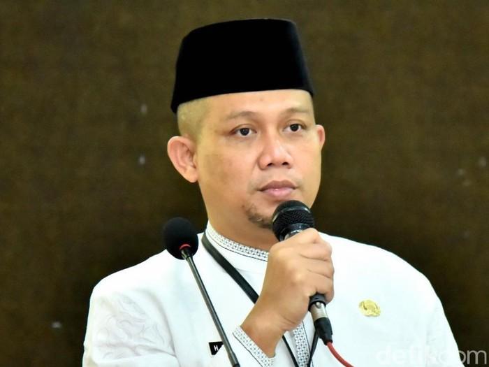 Wakil Bupati Kebumen, Arif Sugiyanto, Sabtu (9/1/2021).