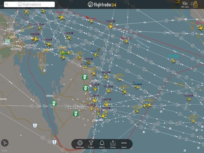 Website FlightRadar24