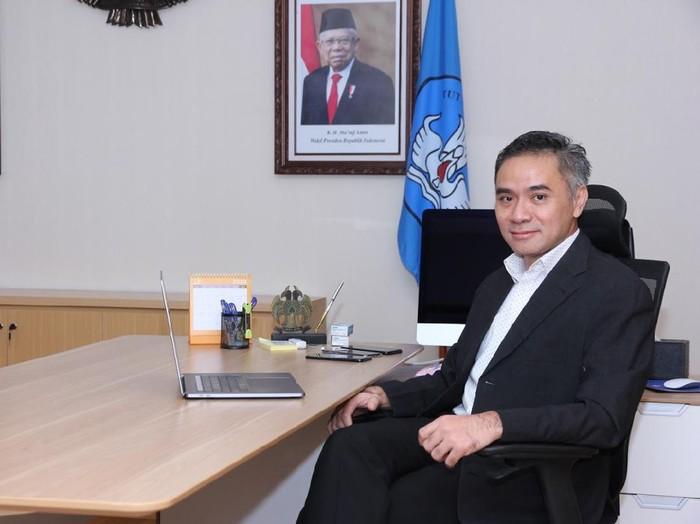 Direktur Jenderal Pendidikan Vokasi Kemendikbud Wikan Sakarinto