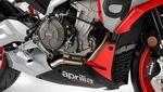 Potret Aprilia Tuono 660, Motor Dua Silinder Seharga Mobil Low MPV