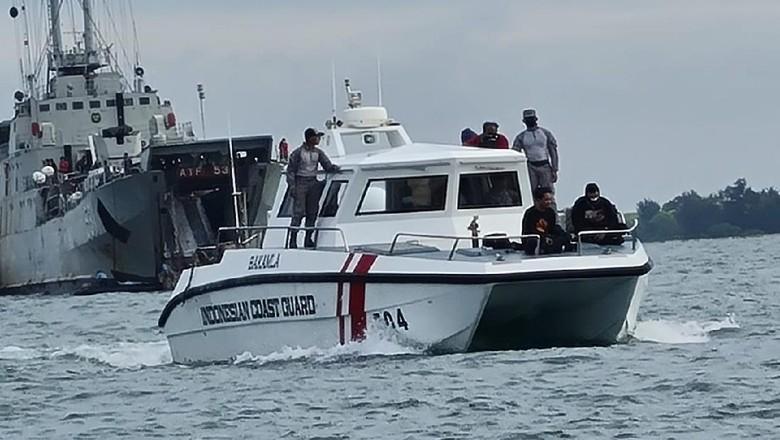 Bakamla Kerahkan 5 Kapal dan 130 Personel Bantu Cari Sriwijaya Air SJ182
