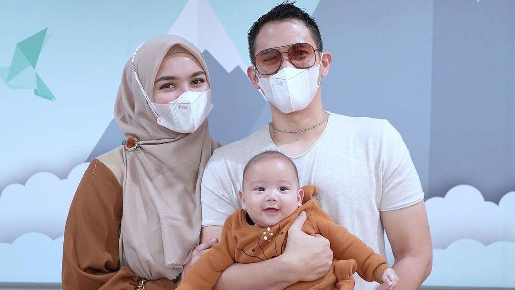 Berumur 5 Bulan, Anak Citra Kirana Sudah Disunat