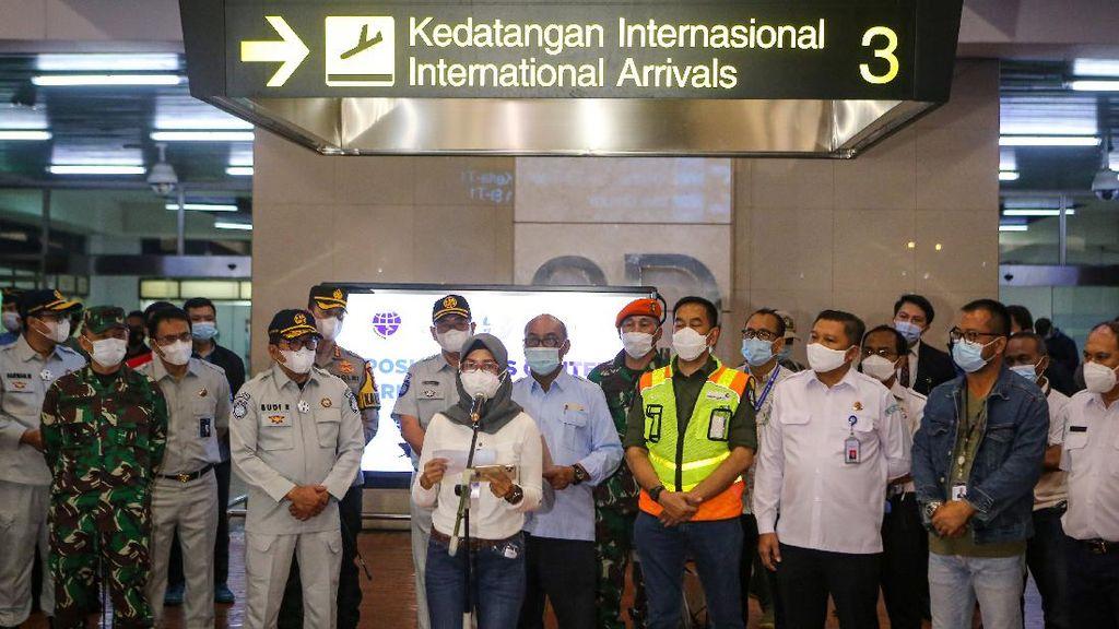 Sebelum Jatuh, Sriwijaya Air SJ182 Delay 30 Menit karena Hujan Deras