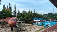 Salah satu tempat rekreasi di Purbalingga adalah Owabong Waterpark. Wisarawan akan disuguhi berbagai wahana mulai dari edukasi hingga memacu adeenalin. (Vandi Romadhon/detikcom)