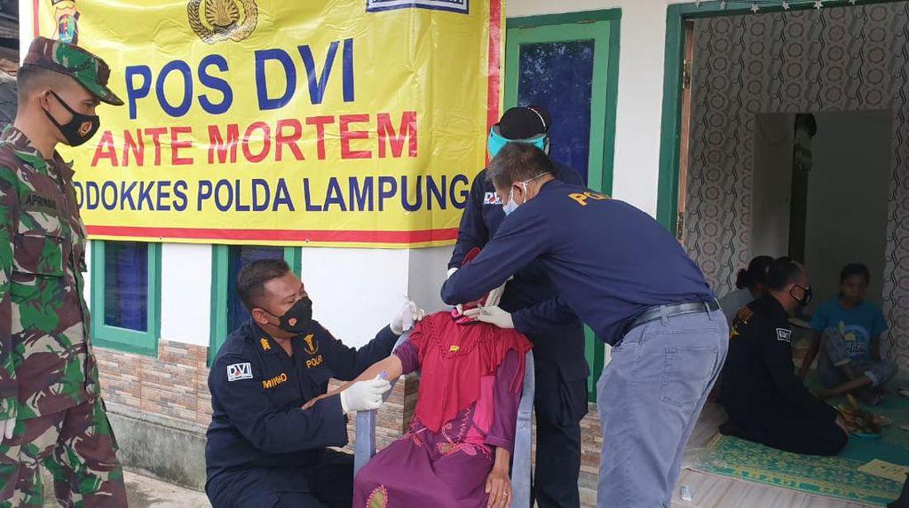 Ini Identitas 3 Warga Lampung Penumpang Sriwijaya Air SJ182