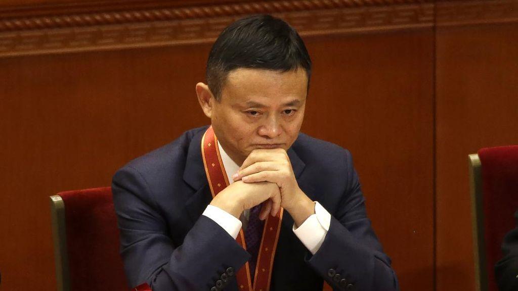 Jack Ma yang Tak Henti Dihajar Xi Jinping