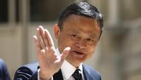 Kejutan! Jack Ma Menampakkan Diri di Kantornya