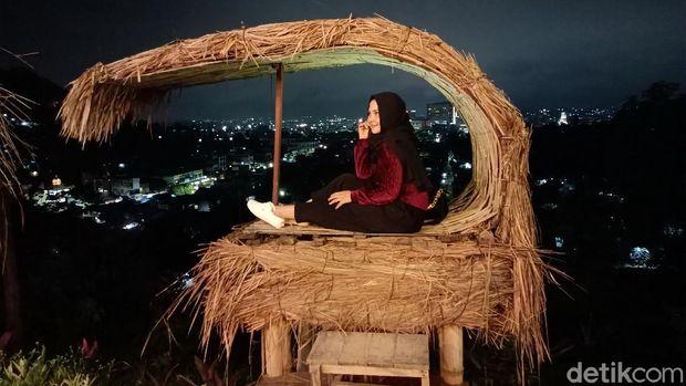 Puncak Dabo Jadi Primadona Para Wisatawan Kaltim dan Luar Daerah