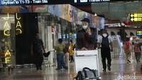 Tiba di Bandara Soetta dari Guangzhou, 153 WN China Dikarantina