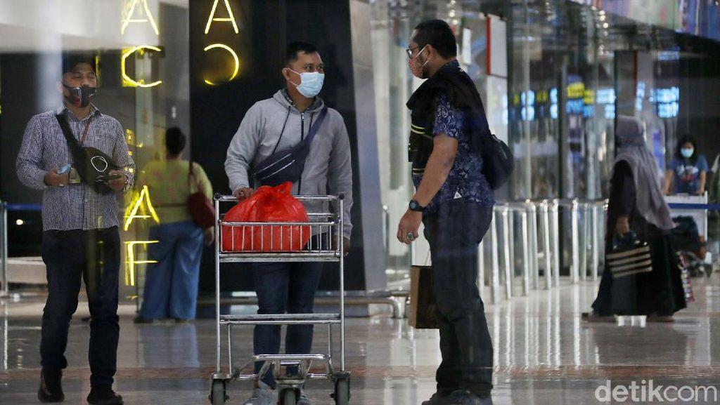 Sriwijaya Air SJ182 Jatuh, Pengguna Jasa Penerbangan Tetap Ramai