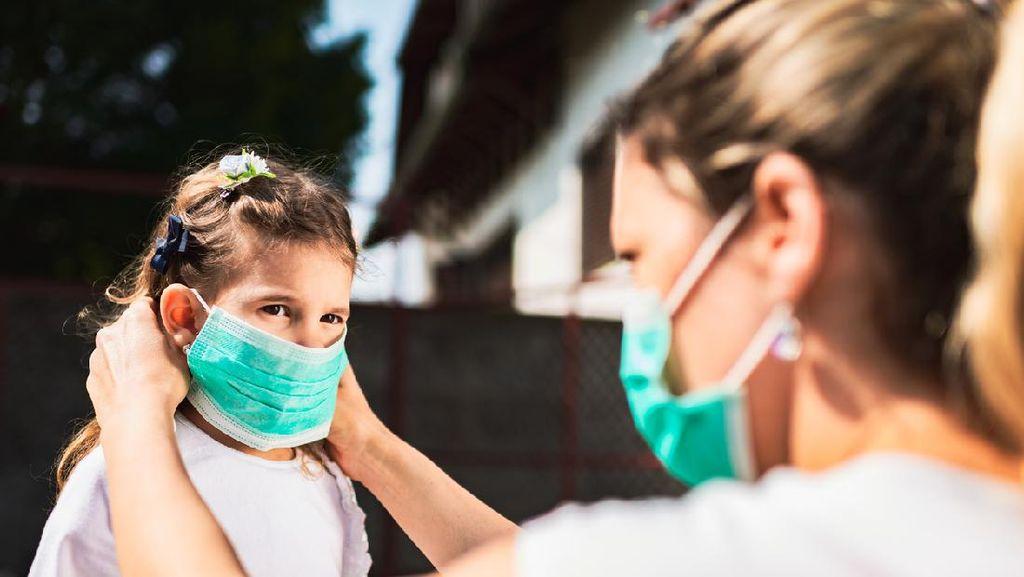 Varian Corona India B1617 Dikhawatirkan Lebih Mempengaruhi Anak-anak