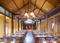 Fasilitas lain yang bisa dinikmati tamu adalah Balai Desa. Ini adalah gedung pertemuan yang mampu menampung 200 orang. Jadi tamu yang ingin mengadakan rapat atau pertemuan penting bisa di sini.