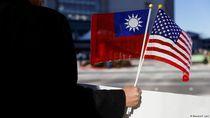 Delegasi AS Datangi Taiwan, China Gelar Latihan Militer
