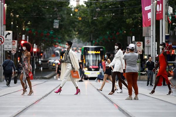 Kota tersehat selanjutnya adalah Melbourne, Australia. Kota ini minim polusi udara dan memiliki angka harapan hidup yang tinggi yakni 82 tahun. Foto: Getty Images