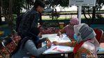 Hari Pertama PPKM di Bandung, Pelanggar Prokes Masih Ada