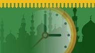 Jadwal Sholat DKI Jakarta Januari 2021