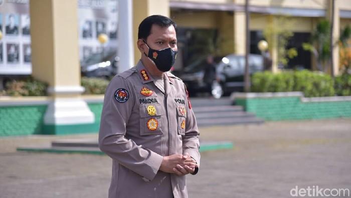 Kabid Humas Polda Lampung Kombes Zahwani Pandra Arsyad (dok. Istimewa)