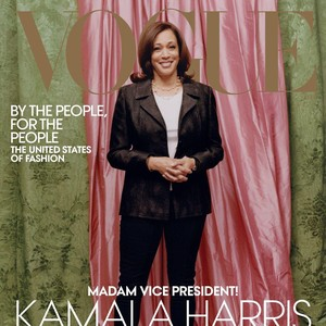 Tuai Kontroversi, Vogue akan Rilis Foto Baru Kamala Harris yang Lebih Formal