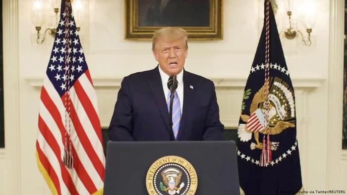 Kegaduhan Politik AS di Hari-hari Terakhir Kepresidenan Donald Trump