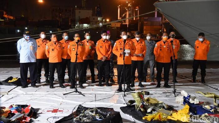 Konpers Kabasarnas Marskal Madya TNI (Purn) Bagus Puruhito