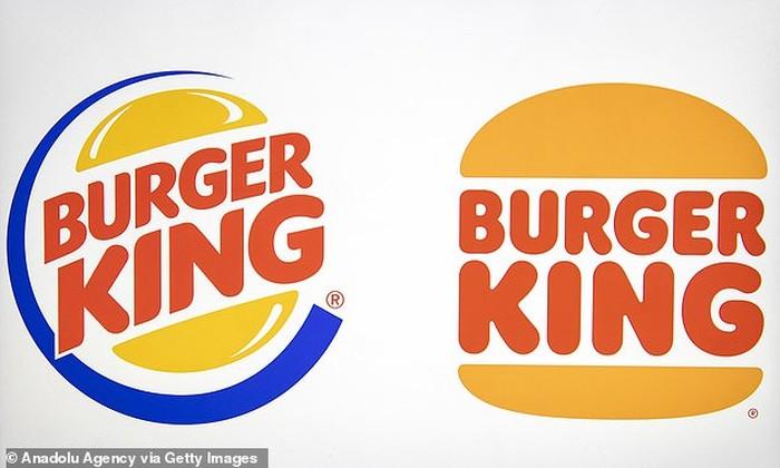 Logo Burger King Diganti Setelah 20 Tahun, Netizen Berdebat Media Sosial