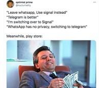 Meme Telegram