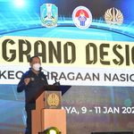 Menpora Kebut Grand Design Olahraga Nasional