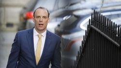 PM Inggris Berhentikan Dominic Raab dari Jabatan Menlu!
