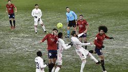 Real Madrid yang Kerap Tersandung Tim Semenjana