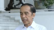 Jokowi Sentil Lagi Impor Bawang Putih hingga Kedelai