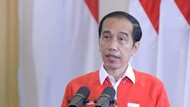 Vaksinasi Perdana, #JokowiDiVaksin Jadi Trending Topic