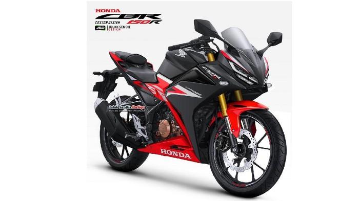 Rendering All New Honda CBR150R
