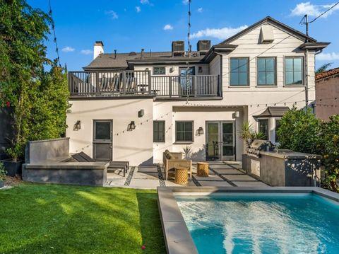 Rumah Naya Rivera yang dijual