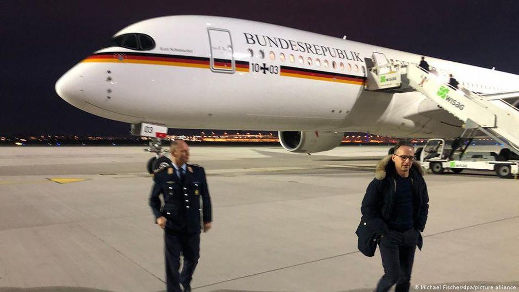 Sering Bermasalah, Akhirnya Jerman Punya Pesawat Kenegaraan Baru