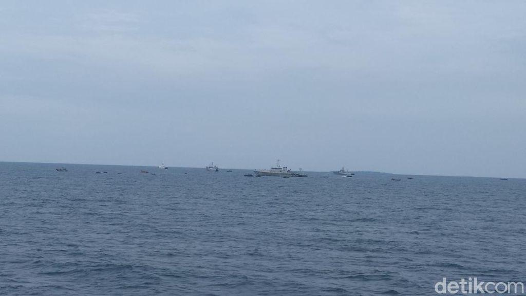 Viral Tanda SOS di Pulau Laki Kepulauan Seribu, Camat: Sedang Ditelusuri