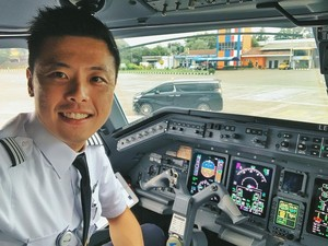 7 Fakta Vincent Raditya, Pilot YouTuber Dikritik karena Video Sriwijaya Air
