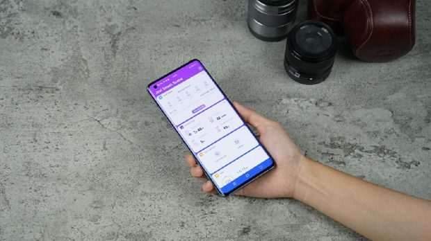 Smartphone Vivo Indonesia